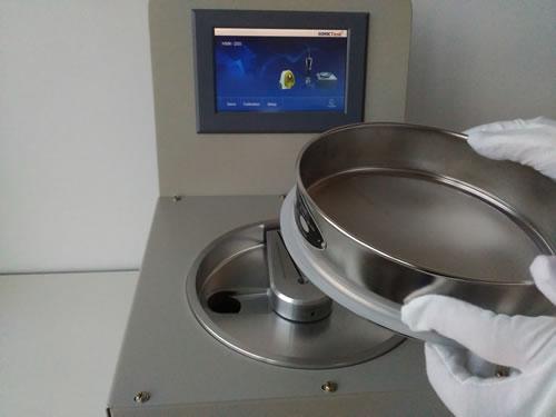 汇美科HMK-200系列空气喷射筛之智能型空气喷射筛(产品号051598)