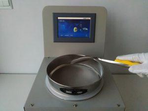 微米级颗粒筛分仪