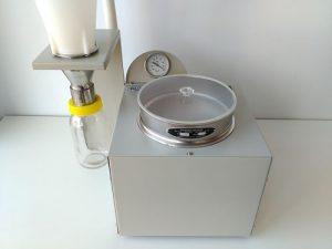 气流筛分仪空气喷射筛的工作原理是什么?