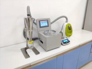 中国药典2015德国阿尔派200LS-N空气喷射筛分法气流筛分仪